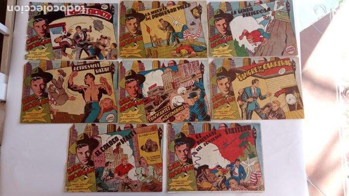KIRK MORGAN ORIGINALES NºS - 2,3,4,5,8,10,12 EDI. GRAFIDEA 1953 (Tebeos y Comics - Grafidea - Otros)