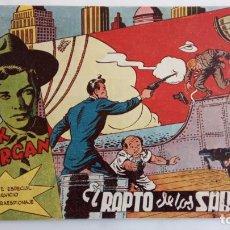 Tebeos: KIRK MORGAN ORIGINAL Nº 1 - MAGNÍFICO ESTADO - EDI. GRAFIDEA 1953. Lote 234673090