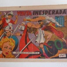 Tebeos: AMULETO VERDE Nº 12 GRAFIDEA. CHARRO TEMERARIO 3ª PARTE, ORIGINAL. Lote 236199925
