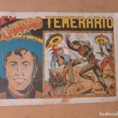 BDs: CHARRO TEMERARIO LOTE DE 31 EJEMPLARES DESDE 1-2-3-4... HASTA EL 42. ORIGINALES, GRAFIDEA. Lote 237810720
