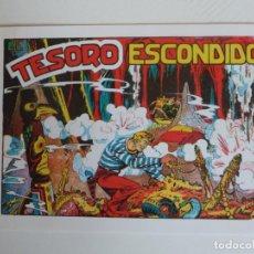 Tebeos: CHARRO TEMERARIO Nº 26 REEDICION. Lote 237993130