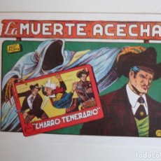 Tebeos: CHARRO TEMERARIO Nº 29 REEDICION. Lote 237993340