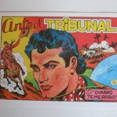Tebeos: CHARRO TEMERARIO Nº 31 REEDICION. Lote 237993605