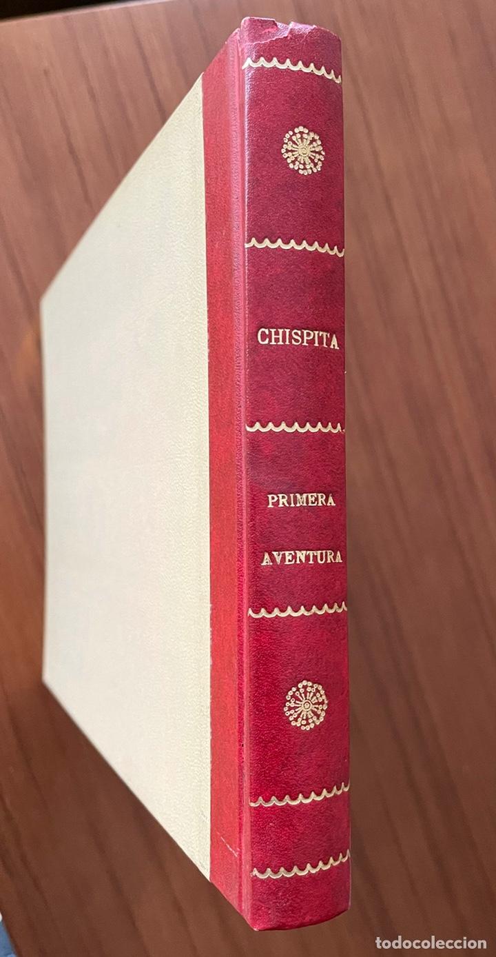 Tebeos: CHISPITA. 7 AVENTURAS COMPLETAS (1-2-3-4-5-7 Y 9) EN 8 TOMOS DE LUJO. GRAFIDEA. AMBROS. BUEN ESTADO - Foto 6 - 238691445