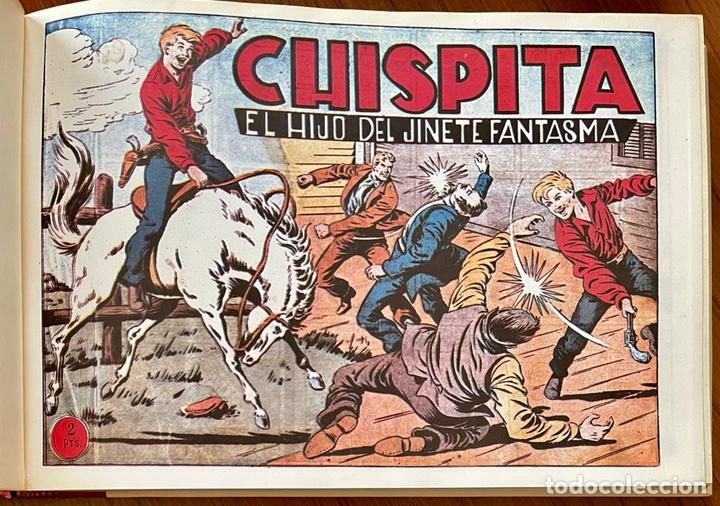 CHISPITA. 7 AVENTURAS COMPLETAS (1-2-3-4-5-7 Y 9) EN 8 TOMOS DE LUJO. GRAFIDEA. AMBROS. BUEN ESTADO (Tebeos y Comics - Grafidea - Chispita)