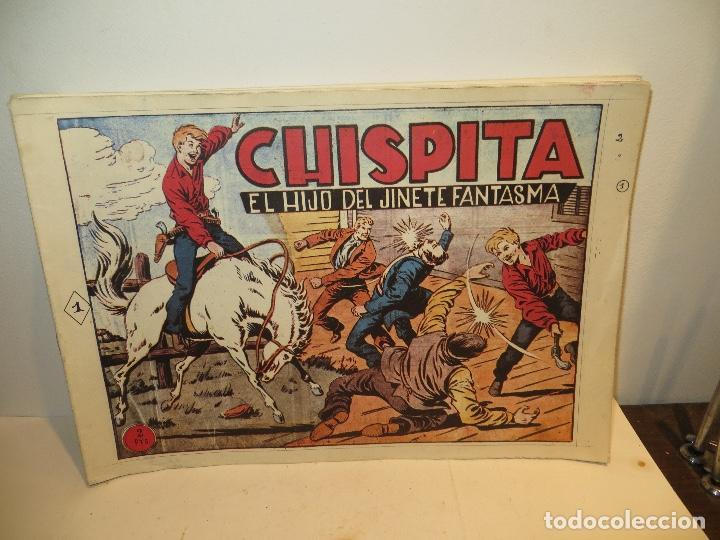 CHISPITA COLECCIÓN COMPLETA 1 AL 24 TAMAÑO 22X31CM GRAFIDEA 1ª AVENTURA REEDICIÓN.NUEVA,REGALADA (Tebeos y Comics - Grafidea - Chispita)