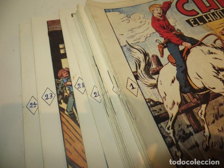 Tebeos: CHISPITA Colección Completa 1 al 24 tamaño 22x31cm Grafidea 1ª Aventura Reedición.NUEVA,REGALADA - Foto 4 - 240250400