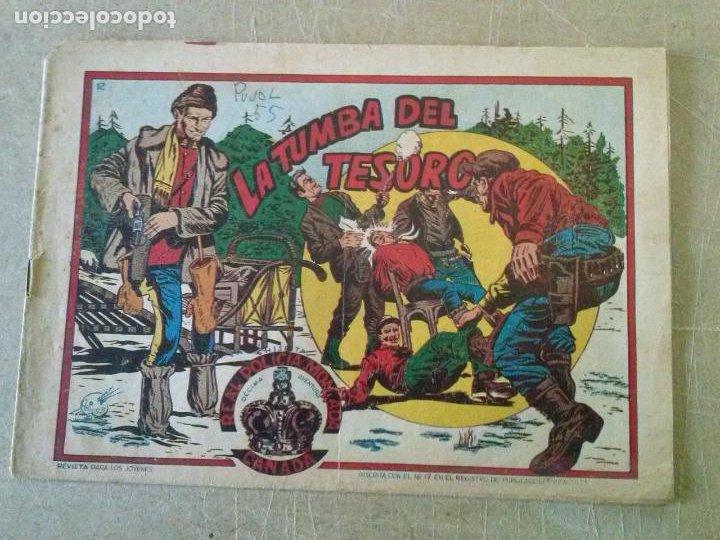 CHISPITA Nº 12 - 10ª AVENTURA - T (Tebeos y Comics - Grafidea - Chispita)