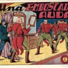 Tebeos: EL JINETE FANTASMA Nº 139, UNA EMBOSCADA AUDAZ DE EDITORIAL GRAFIDEA SL - ORIGINAL -. Lote 254993715