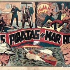 Tebeos: LOS PIRATAS DEL MAR ROJO DE EDITORIAL GRAFIDEA SL - ORIGINAL -. Lote 254994135