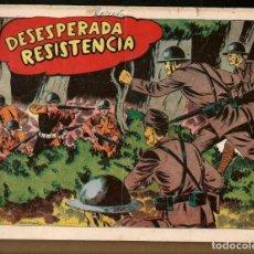 Tebeos: SARGENTO MACAI. Nº 19. DESESPERADA RESISTENCIA. GRAFIDEA ¡¡ORIGINAL!!.(C/A28). Lote 257616120