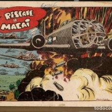 Tebeos: SARGENTO MACAI. Nº 24. EL RESCATE DE MACAI. GRAFIDEA ¡¡ORIGINAL!!.(C/A28). Lote 257616560