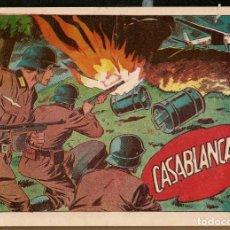 Tebeos: SARGENTO MACAI. Nº 31. CASABLANCA. GRAFIDEA ¡¡ORIGINAL!!.(C/A28). Lote 257616775