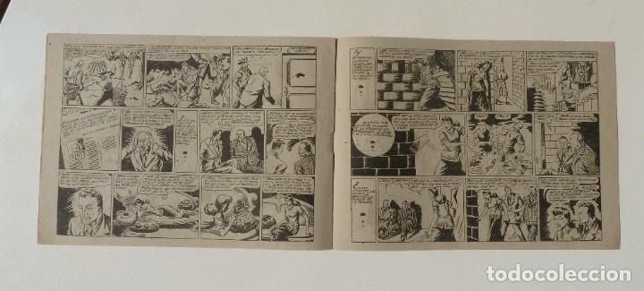 Tebeos: LA MANO QUE APRIETA LOTE Nº 1 - 3 - 4 - 5 - 6 - 7 - 8 - 9 - 10 GRAFIDEA 1948 - Foto 25 - 257694285