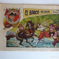 Tebeos: JARKO EL TEMIBLE Nº 18 , GRAFIDEA, DE MATÍAS ALONSO, ORIGINAL. Lote 258022925