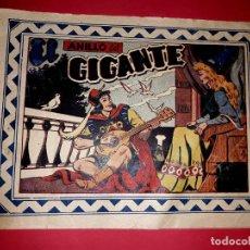 Tebeos: CUENTO DE HADAS EL ANILLO DEL GIGANTE COLECCIÓN CELESTE Nº 17 1948. Lote 261907275