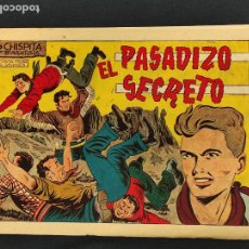 Tebeos: CHISPITA - OCTAVA 8ª AVENTURA - Nº 12 - EL PASADIZO SECRETO - ORIGINAL - GRAFIDEA -. Lote 268572369