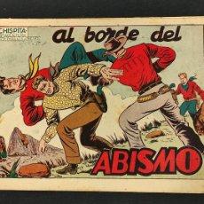 Tebeos: CHISPITA - OCTAVA 8ª AVENTURA - Nº 17 - AL BORDE DEL ABISMO - ORIGINAL - GRAFIDEA -. Lote 268574309