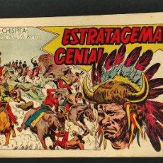 Tebeos: CHISPITA - OCTAVA 8ª AVENTURA - Nº 20 - ESTRATAGEMA GENIAL - ORIGINAL - GRAFIDEA -. Lote 268575249