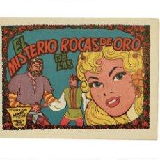 Tebeos: ARCHIVO *MARI TERE (NUEVA SERIE) Nº 70 * EL MISTERIO DE LAS ROCAS DE ORO * EDITORIAL GRAFIDEA 1958 *. Lote 268721624