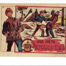 Tebeos: ARCHIVO * CHISPITA * 10ª AVENTURA Nº 17 * EDITORIAL GRAFIDEA 1958 *. Lote 268768914