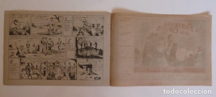 Tebeos: TOM CLARK Nº 9 LA MUERTE DE KRIBS, GRAFIDEA 1945 - Foto 4 - 274805063