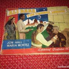 Tebeos: ALI BABA Y LOS CUARENTA LADRONES - EDITORIAL GRAFIDEA, S.L. - BARCELONA - AÑO 1944. Lote 285480043
