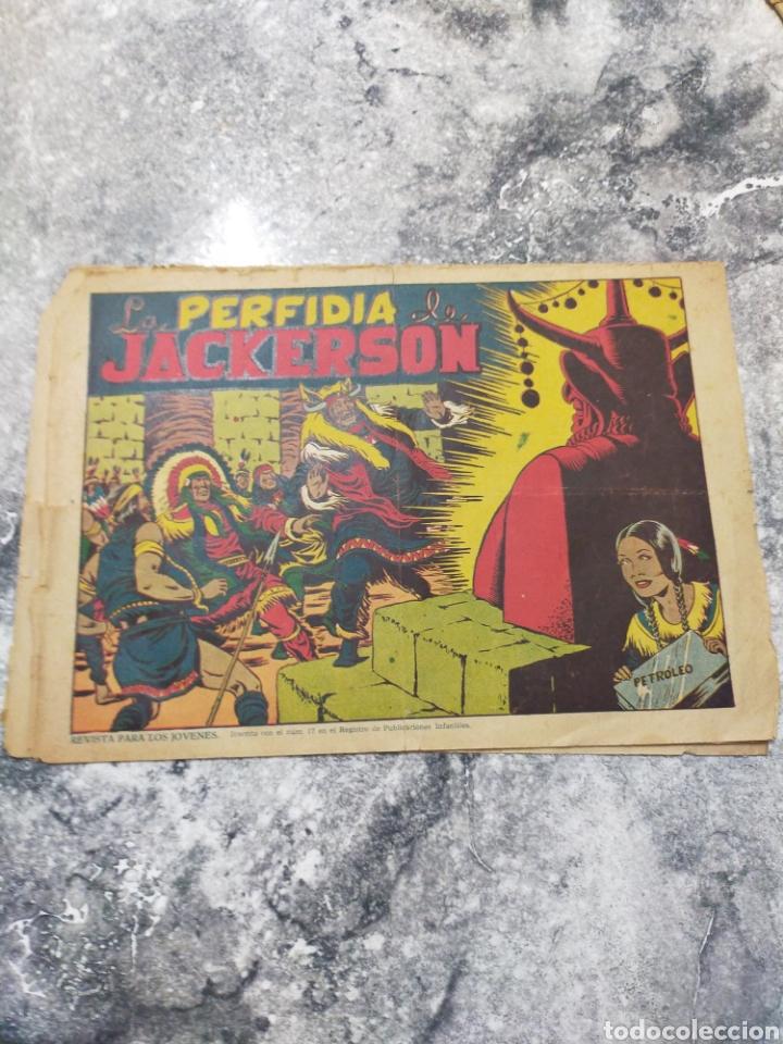 CHISPITA EN EL OESTE SEGUNDA AVENTURA COMIC ORIGINAL NÚMERO 21 (Tebeos y Comics - Grafidea - Chispita)