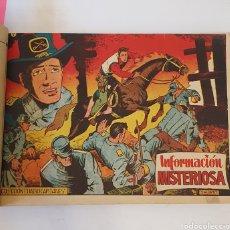 """Giornalini: CUATRO CAPITANES, COLECCION COMPLETA"""" ORIGINALES"""",EDITORIAL GRAFIDEA. Lote 287097423"""