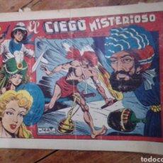 Tebeos: EL CHARRO TEMERARIO N° 14 EL CIEGO MISTERIOSO. Lote 288561003