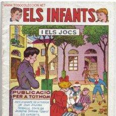 Tebeos: 1067. TEBEO ELS INFANTS DE H.AMERICANA. Lote 8855286