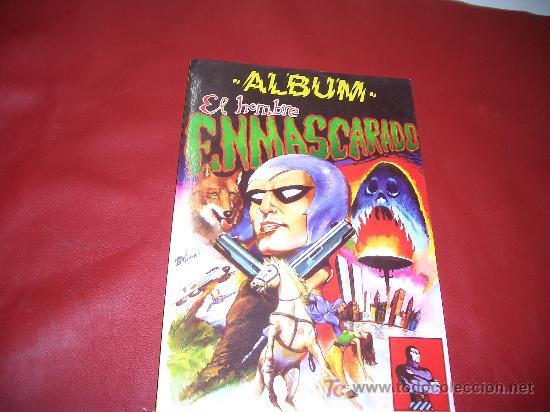 EL HOMBRE ENMASCARADO Nº1 (Tebeos y Comics - Hispano Americana - Hombre Enmascarado)