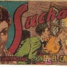 Tebeos: SUCHAI (H. AMERICANA) ORIGINAL 1949 - 1953 Nº.137. Lote 26288598