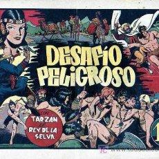 Tebeos: TARZAN DESAFIO PELIGROSO. Lote 4148867