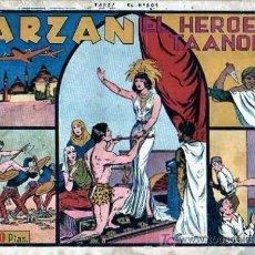 Tebeos: TARZAN Nº 8 EL HEROE DE TAANOR. Lote 4148897