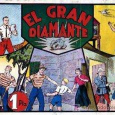 Tebeos: JORGE Y FERNANDO Nº 37 EL GRAN RESCATE. Lote 4148943