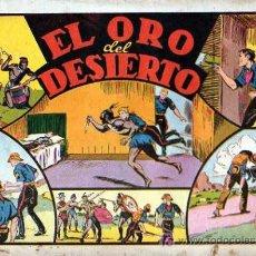 Tebeos: JORGE Y FERNANDO Nº 30 EL ORO DEL DESIERTO. Lote 4148969