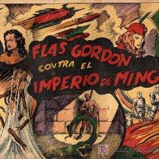 Tebeos: FLASH GORDON CONTRA EL IMPERIO DE MING. Lote 4214102