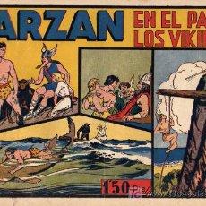 Tebeos: TARZAN Nº3 EN EL PAIS DE LOS VIKINGOS. Lote 4214630