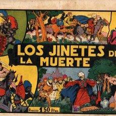 Tebeos: TARZAN LOS JINETES DE LA MUERTE. Lote 4214704