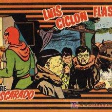 Tebeos: COLECCION MAS (FLASH GORDON, LUIS CICLON, EL HOMBRE ENMASCARADO) Nº 9. Lote 4285518