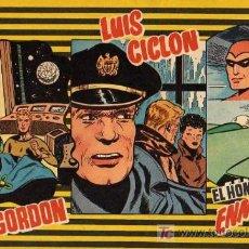 Tebeos: COLECCION MAS (FLASH GORDON, LUIS CICLON, EL HOMBRE ENMASCARADO) Nº 10. Lote 4285545