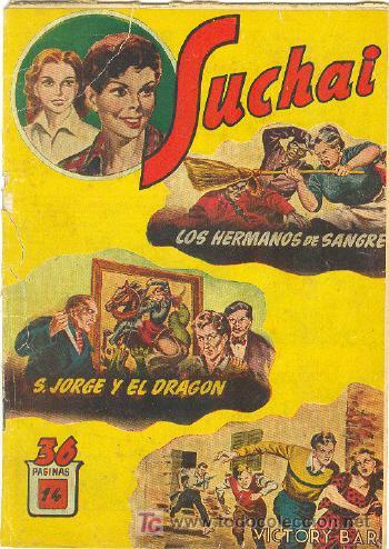 SUCHAI ALBUM Nº 14 (Tebeos y Comics - Hispano Americana - Suchai)