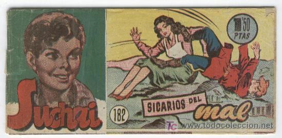 SUCHAI Nº 182 DIFICIL (Tebeos y Comics - Hispano Americana - Suchai)