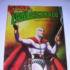 Tebeos: EL HOMBRE ENMASCARADO - EL FANTASMA * LA HERENCIA PELIGROSA *. Lote 5425199