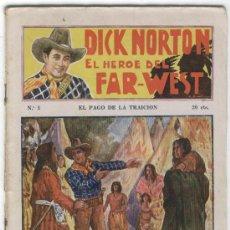 Tebeos: DICK NORTON Nº 5. Lote 5439983