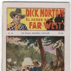 Tebeos: DICK NORTON Nº 14. Lote 5440000