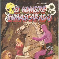 Tebeos: EL HOMBRE ENMASCARADO EDICION HISTORICA Nº 2. Lote 19328053