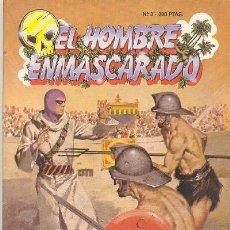 Tebeos: EL HOMBRE ENMASCARADO EDICION HISTORICA Nº 3. Lote 6032653