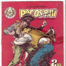 Tebeos: PECOS BILL ALBUM DE ORO Nº 7 ORIGINAL 1951 - HISPANO AMERICANA- LEER TODO. Lote 6039284